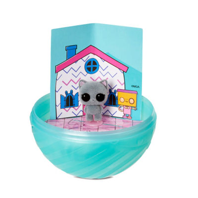 LOL Surprise Minis with 5+ Surprises - Fuzzy Tiny Animals, Collect to Build a Tiny House