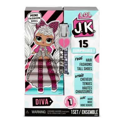 L.O.L. Surprise! JK Mini Fashion Doll - Diva (Exclusive)