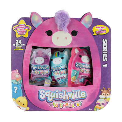 Squishville Mystery Mini-Squishmallow Assortment