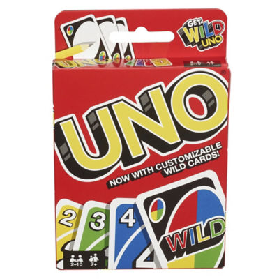 UNO Card Game (5+ Years)