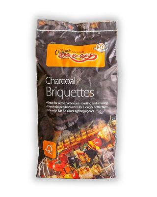 Bar-Be-Quick Barbecue Briquettes