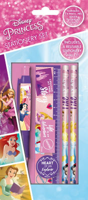 Disney Princess Stationery Set in Foil Bag