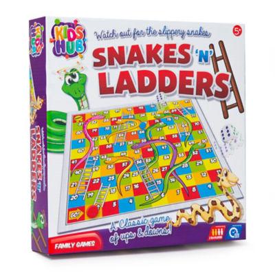 Kids Hub Snakes N Ladders