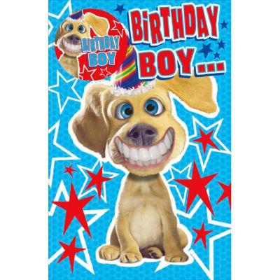 UK Greetings Boy Birthday Card