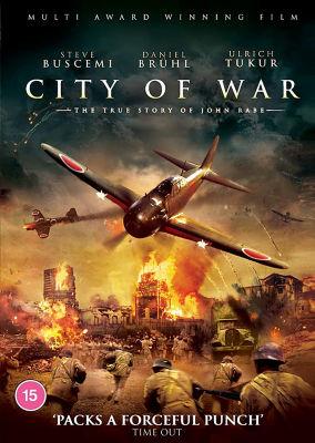 DVD City Of War