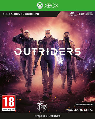 Xbox Series X Outriders