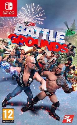 ASDA > Homeware Outdoors > Nintendo Switch WWE Battlegrounds