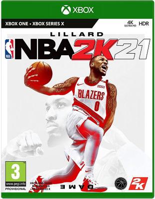 ASDA > Homeware Outdoors > Xbox One NBA 2K21