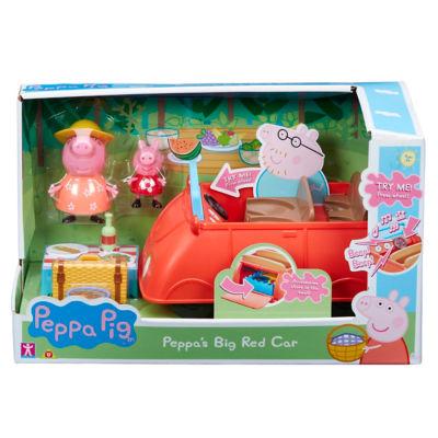 Peppa Pig Big Red Car (3+ Years)