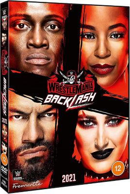 DVD WWE Backlash