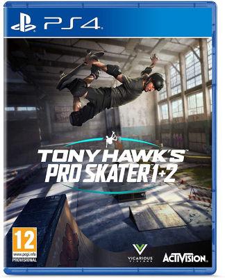 PS4 Tony Hawk's Pro Skater 1 & 2
