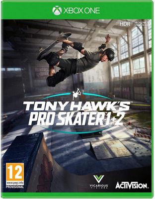 Xbox One Tony Hawk's Pro Skater 1 & 2
