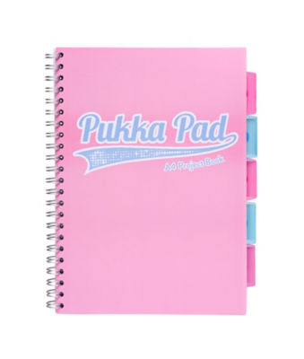 Pukka A4 Project Book