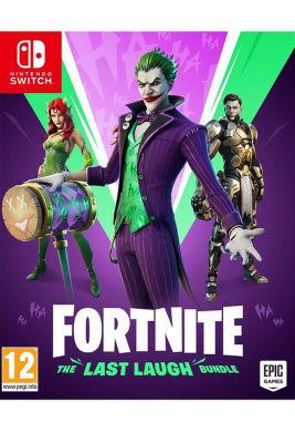 Nintendo Switch Fortnite: The Last Laugh