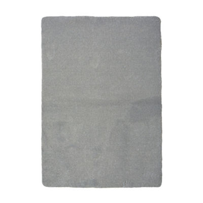 Relay Grey Washable Rug