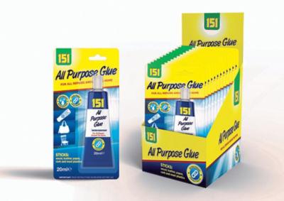 151 All Purpose Super Glue