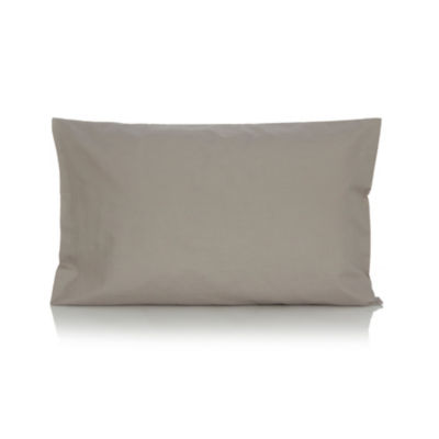 George Home Grey Pillowcases