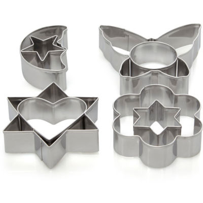 George Home Stainless-Steel Cookie Cutters