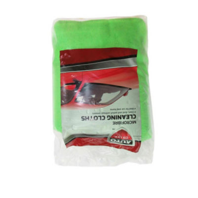Auto Drive Microfibre Cleaning Cloths