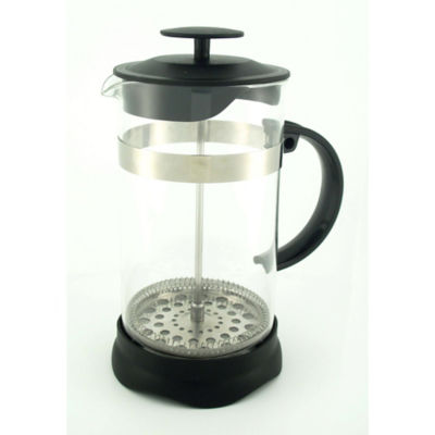 George Home Small Black Cafetiere