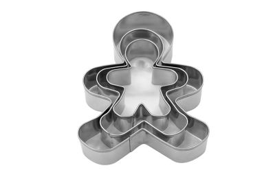 George Home Gingerbread Man Cookie Cutters