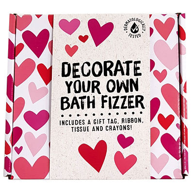 #BathHappy Decorate Your Own Bath Fizzer Set
