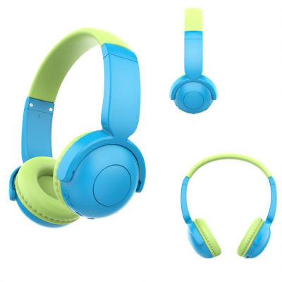 ONN Kids Bluetooth Headphones - Blue