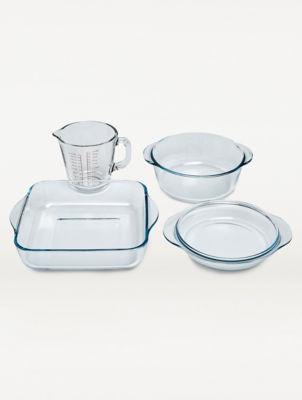 George Home Glass Starter Set