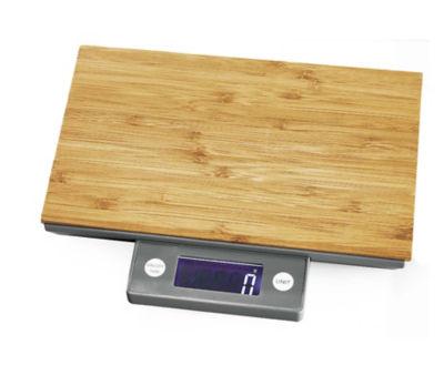 George Home Bamboo Digital Scale