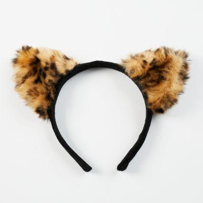 George Home Leopard Ears Headband