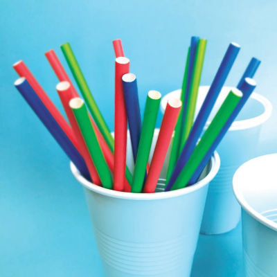 George Home Paper Straws