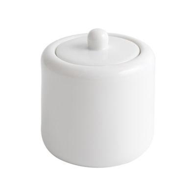 George Home Simply White Sugar Bowl
