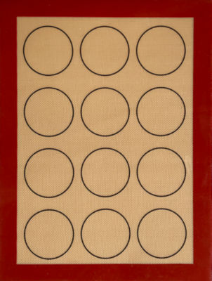 George Home Silicone Baking Sheet 40cm x 30cm