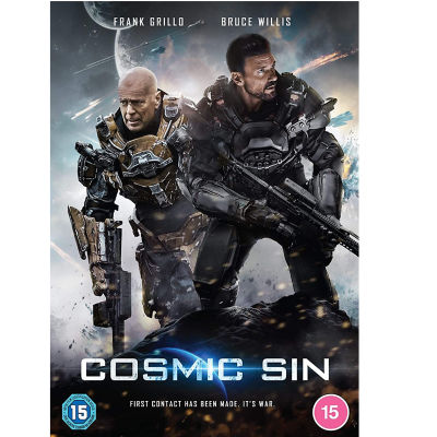 DVD Cosmic Sin