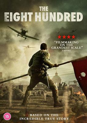 DVD The Eight Hundred