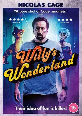 DVD Willys Wonderland