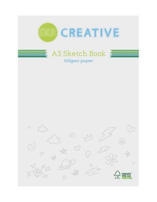 Nu A3 Sketch Book
