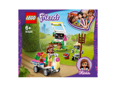 LEGO Friends Olivia's Flower Garden (6+ Years)