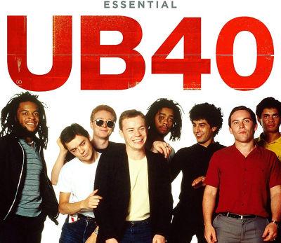 CD The Essential - UB40