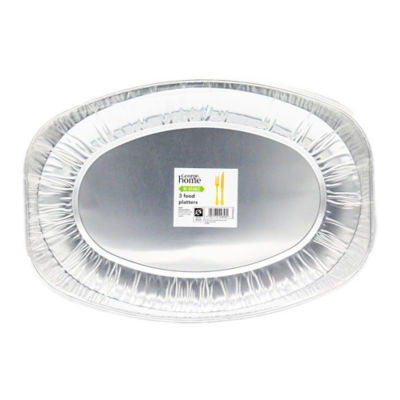 George Home Value Platters
