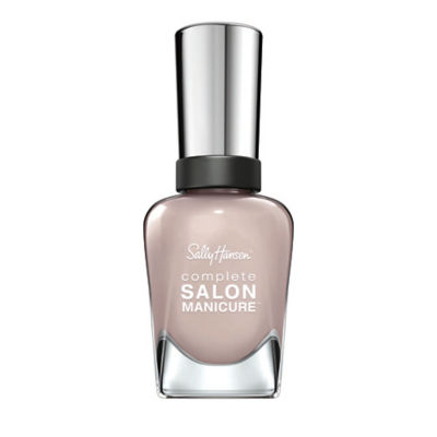 Sally Hansen Colour Salon Manicure Nail Polish Saved by the Shell Nude
