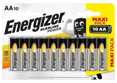 Energizer Alkaline Power AA Batteries