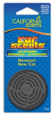 California Scents Newport New Car Can