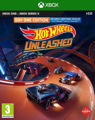Xbox Hotwheels Unleashed Day One Edition