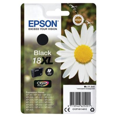 Epson T1811 Black XL Ink Cartridge