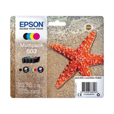 Epson Starfish 603 Black & Colour Ink Cartridge