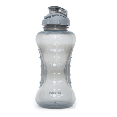 Smash Grey Waterbottle With Consumption Tracker
