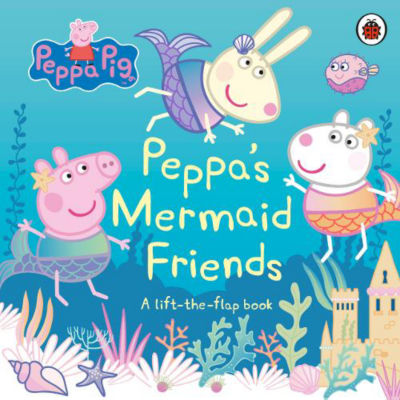 Paperback Peppa Pig: Peppa's Mermaid Friends by Peppa Pig