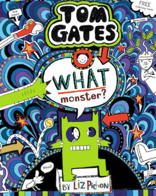 What Monster? By Liz Pichon